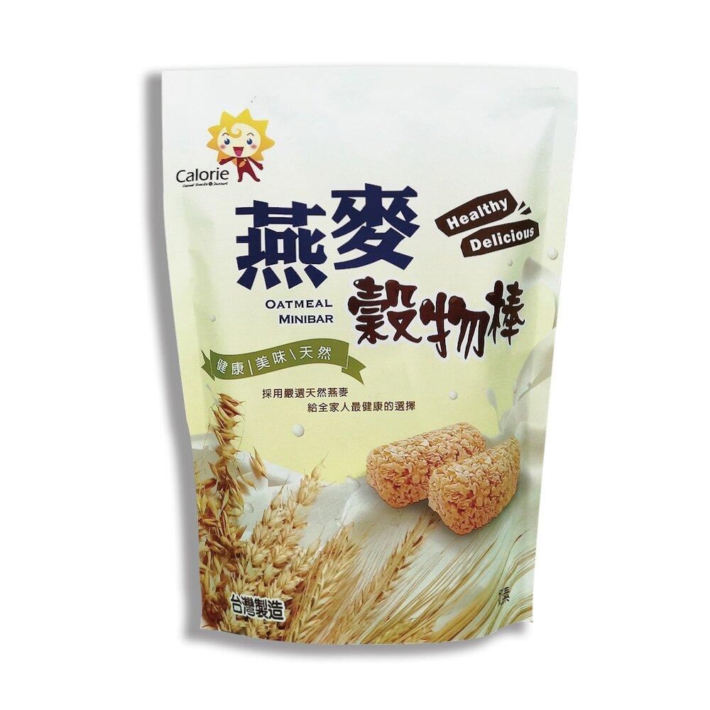 【Calorie 卡路里】燕麥穀物棒250g