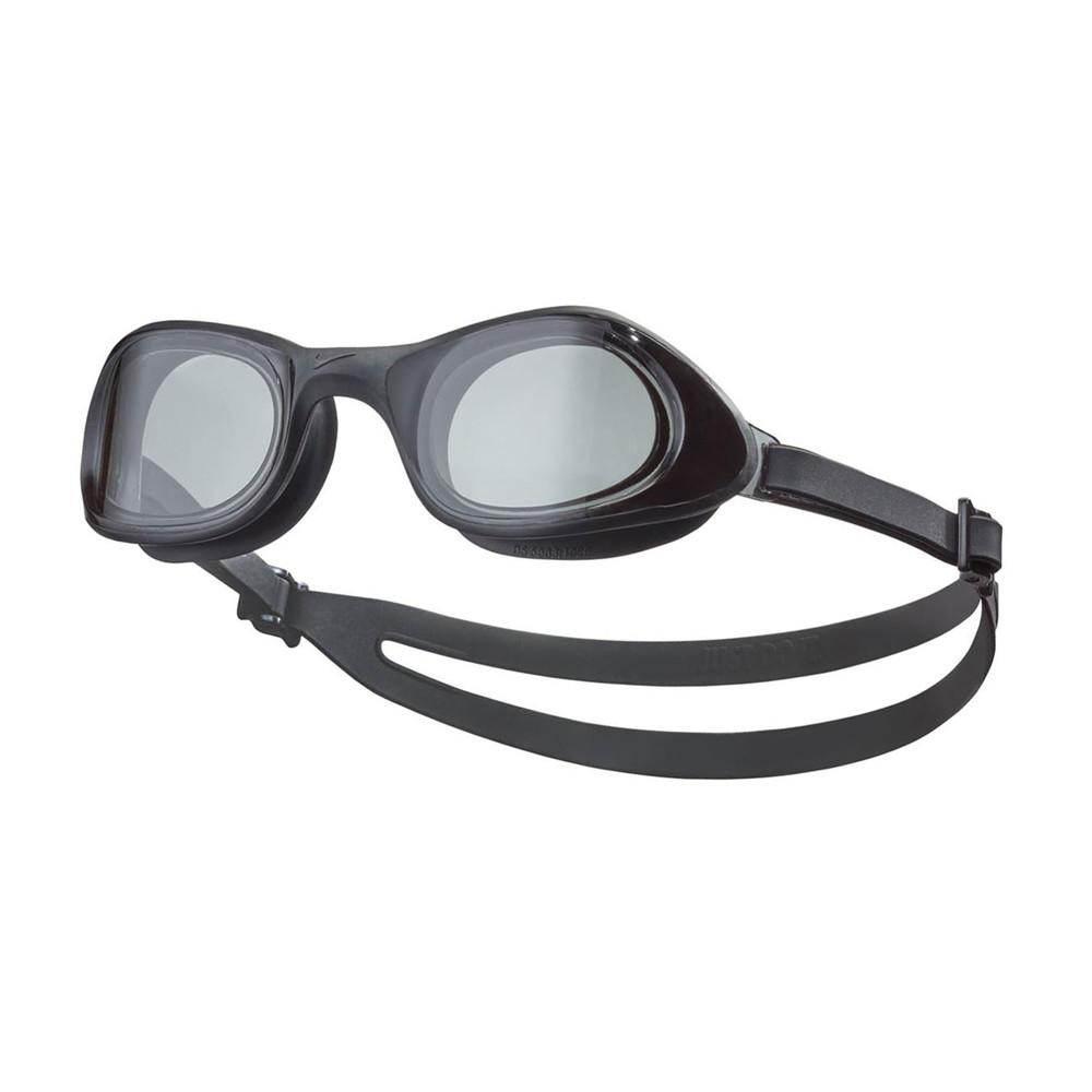 nike swim 成人超廣角泳鏡-蛙鏡 游泳 戲水 海邊 沙灘 黑