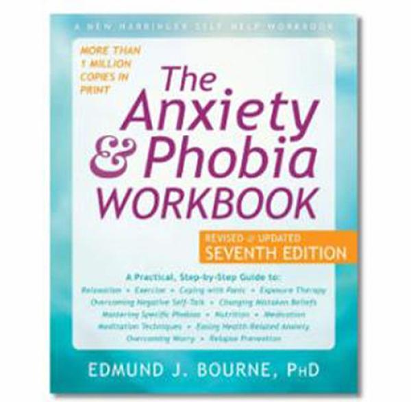 [2美國直購] 2021 AMAZON 暢銷書排行榜 The Anxiety and Phobia Workbook (English) Paperback – 1 五月 1920
