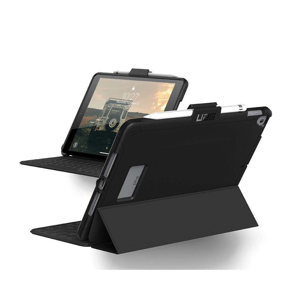 UAG iPad iPad 8 2020 / PRO 10.2 吋 2019 耐衝擊鍵盤適用保護殼