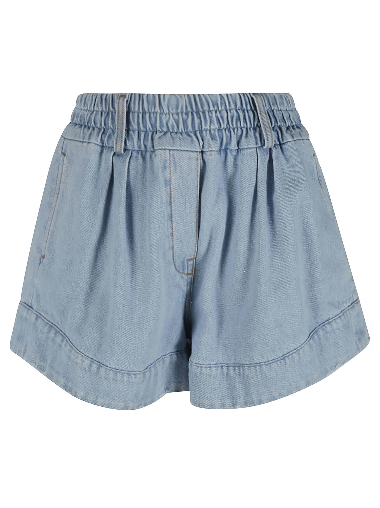 Tela Denim Shorts