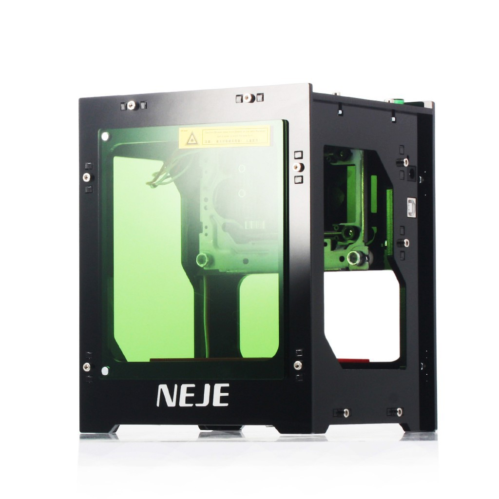 激光雕刻機 NEJE DK-8-KZ 3000微型小型電腦打標機木工刻字/可開超取