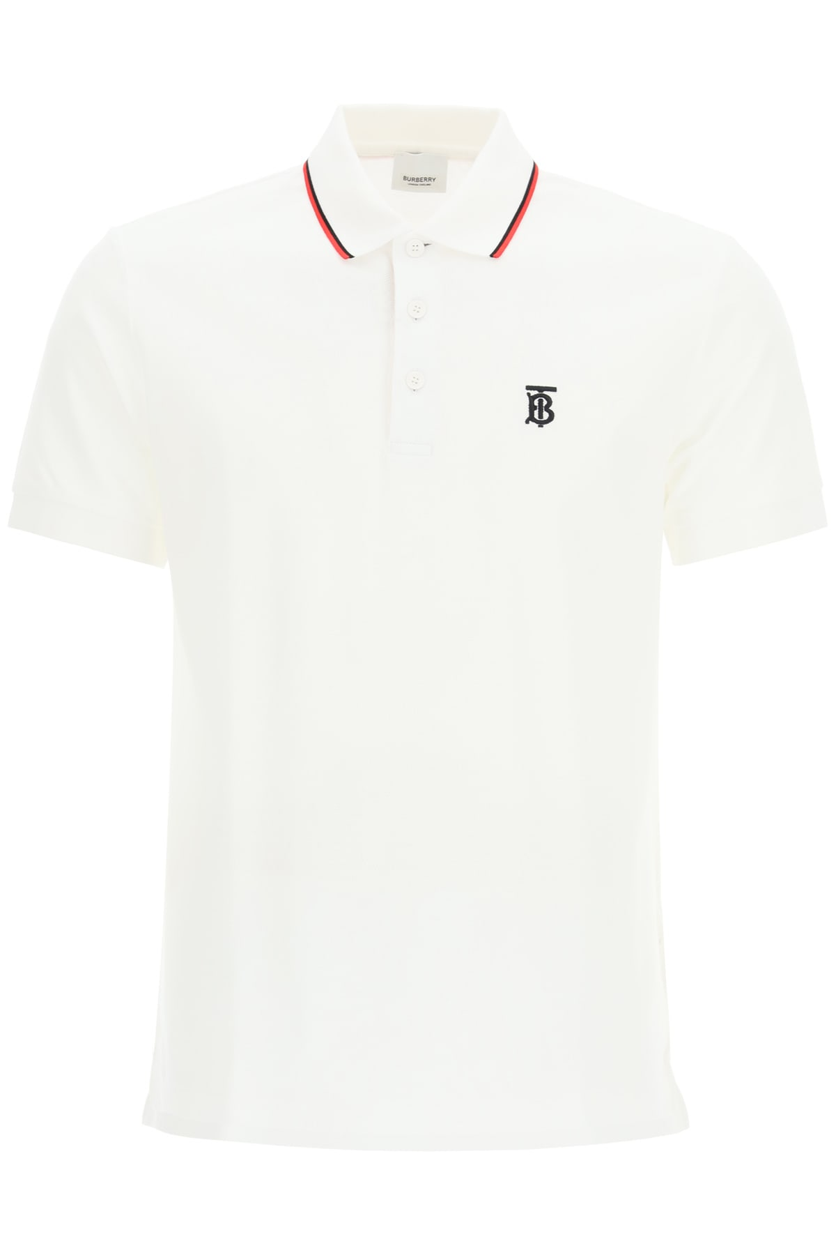 Burberry Walton Striped Polo Shirt