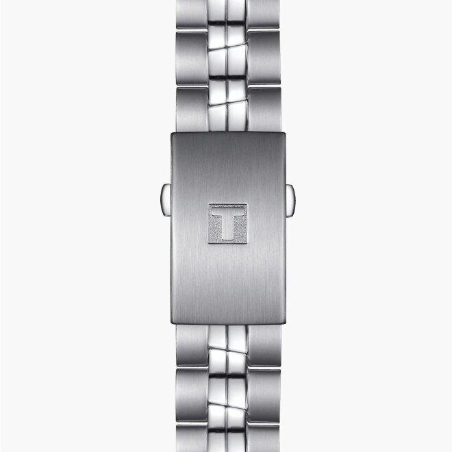 TISSOT天梭 T1014071103100 / PR100簡約經典機械腕錶 / 39mm