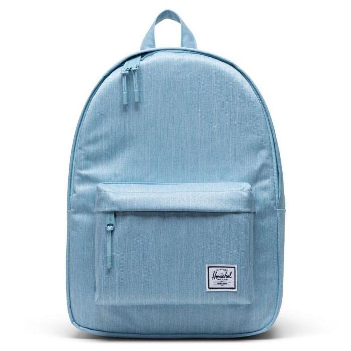 HERSCHEL 10485-04690 Classic Mid Volume Backpack 後背包 (淺藍丹寧)