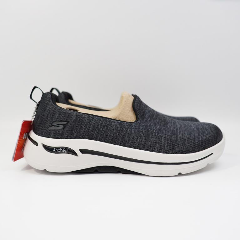 SKECHERS GO WALK ARCH FIT 女生款 休閒鞋 124480WBKW 運動鞋 健走鞋 懶人鞋 支撐型