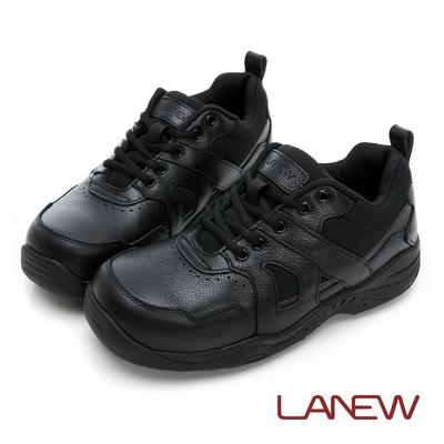 LA NEW 安底防滑 防黴抑菌 鋼頭安全鞋(男227013730)