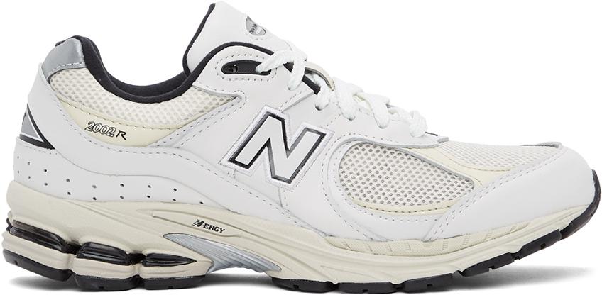 New Balance 白色 2002R 运动鞋