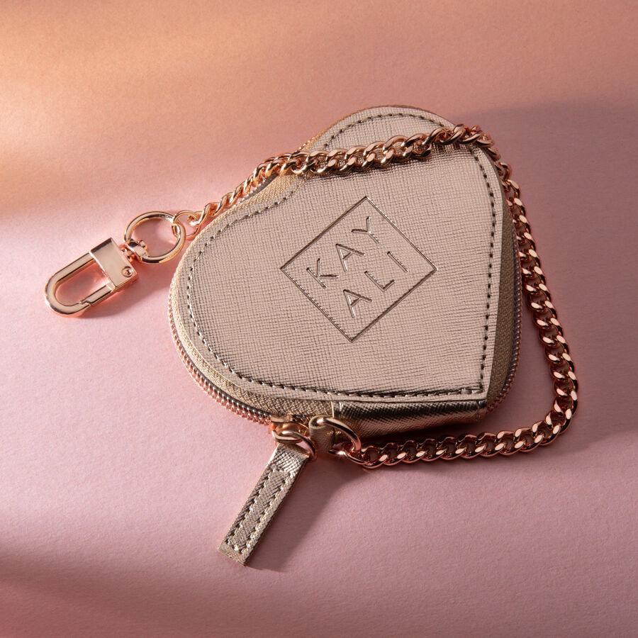 Huda Beauty KAYALI Mini Keyring Pouch Perfume - Shop Now