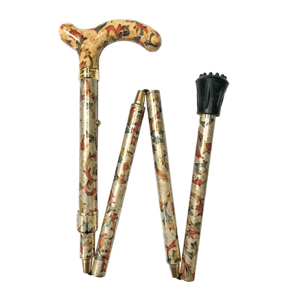 英國Classic Canes 可摺疊收納。調整高低。手杖(4616L)(77-85cm)