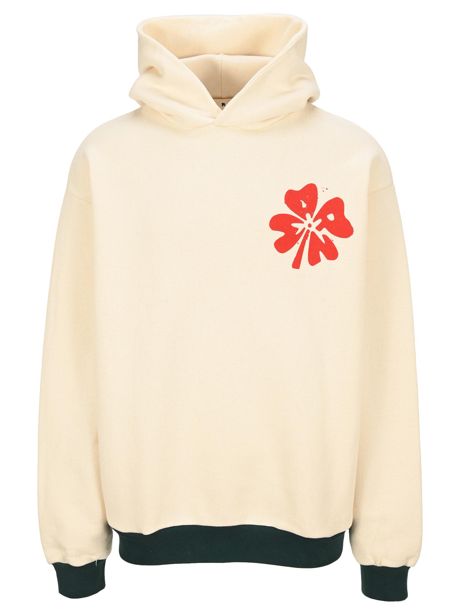 Marni Over Hoodie Flowers