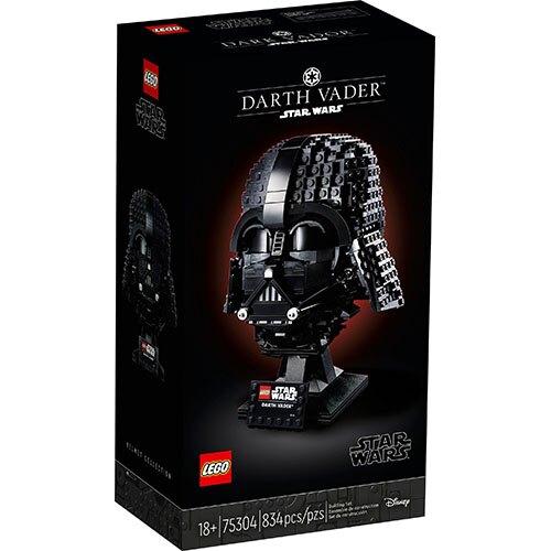 樂高LEGO 75304 Star Wars 星際大戰系列  Darth Vader™ Helmet