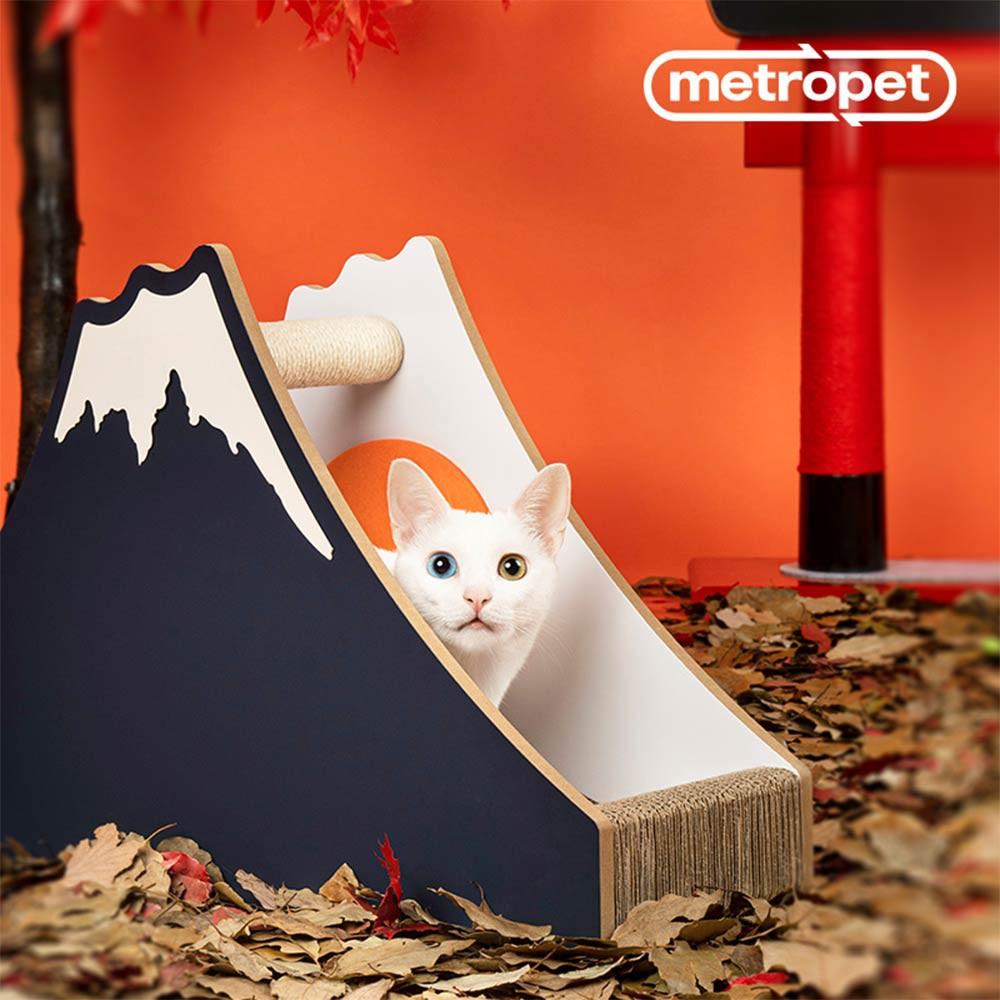 METROPET-富士山貓抓板貓窩