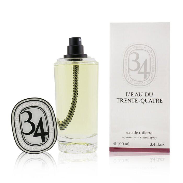 DIPTYQUE - 34之水淡香水 34 L'Eau Du Trente-Quatre