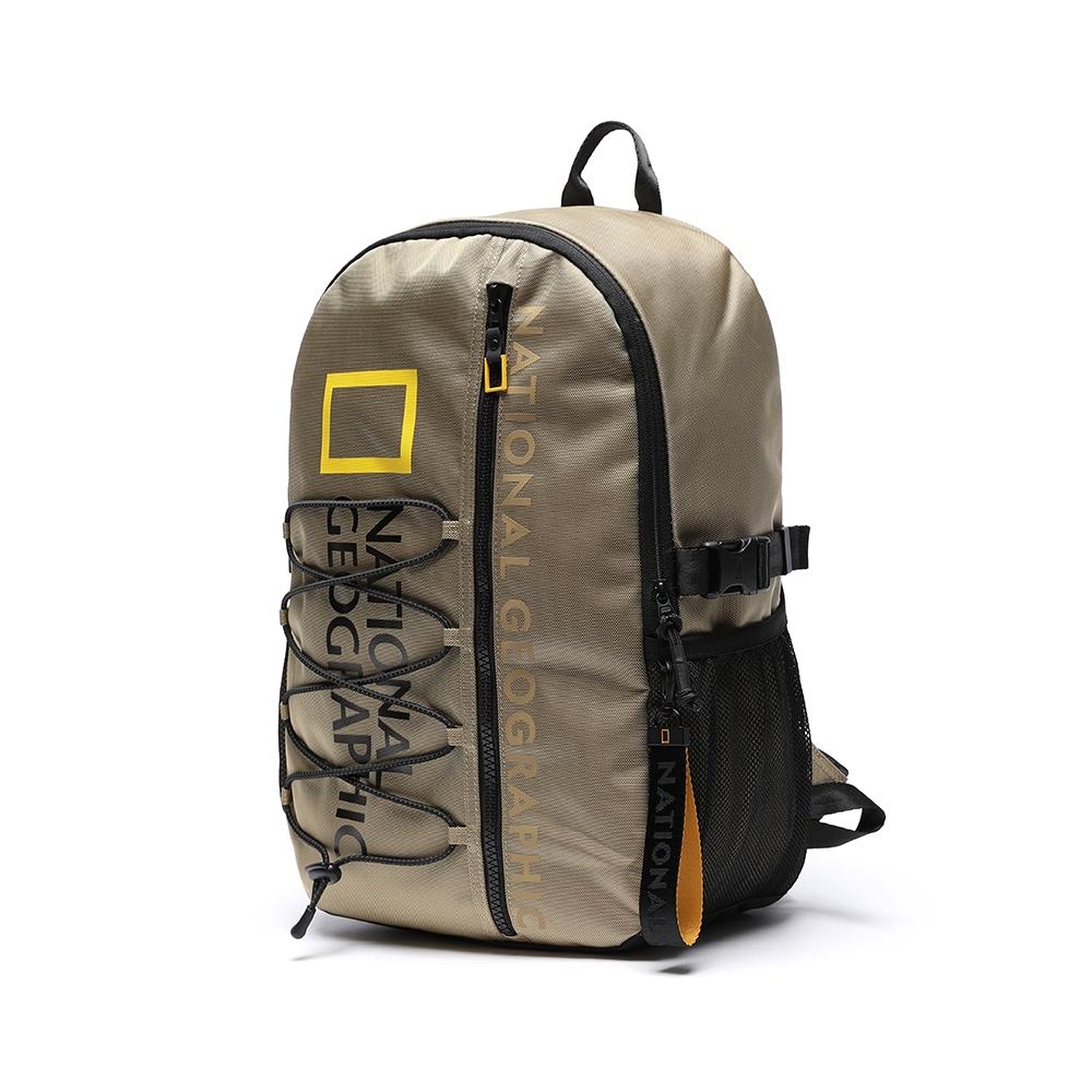 National Geographic Buddy Backpack V2 男女 後背包 褐色