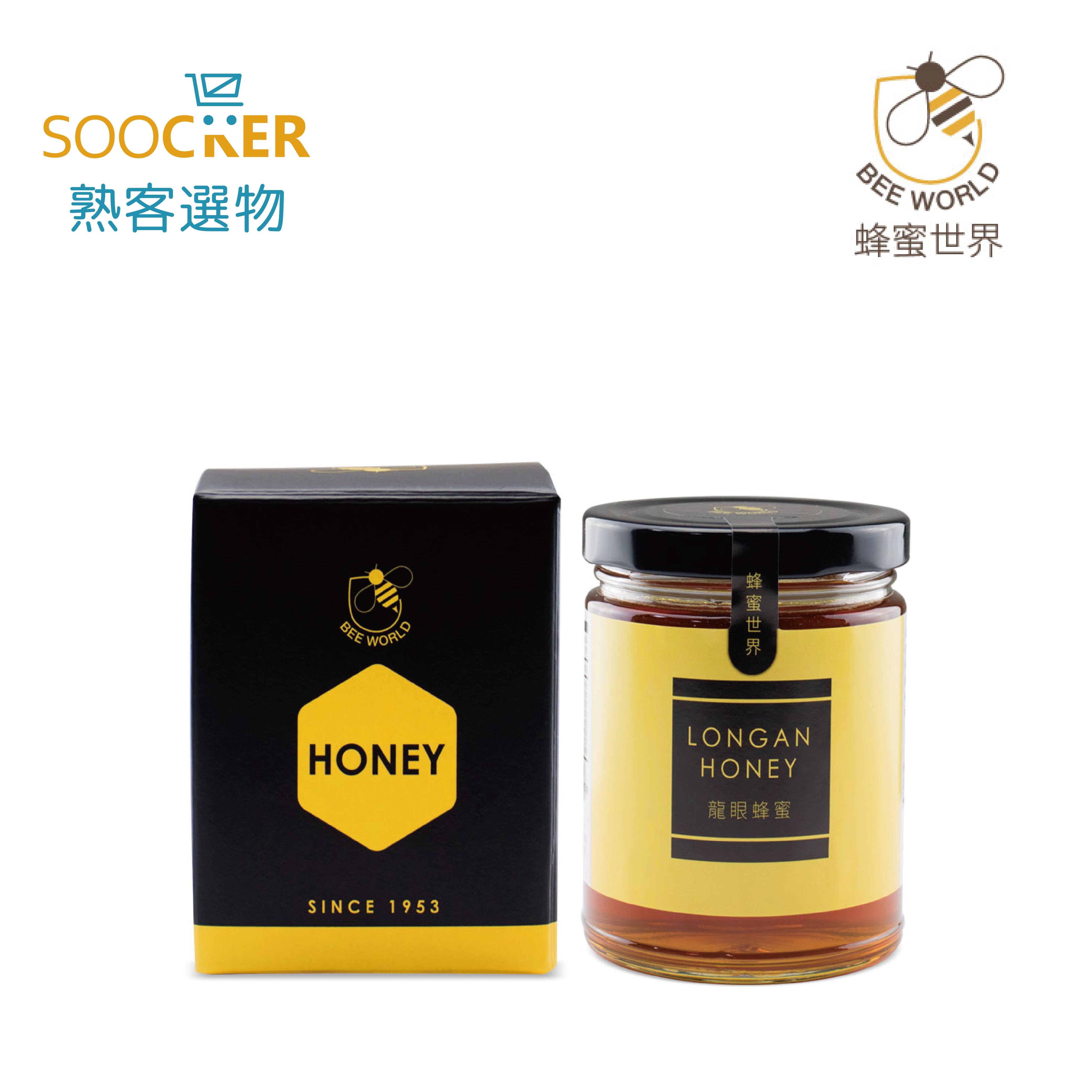 蜂蜜世界-台灣龍眼蜂蜜(310g)