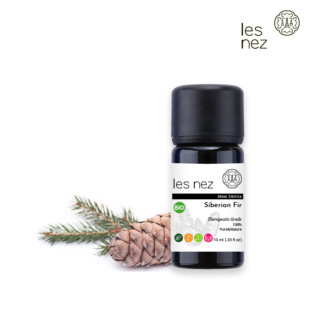 【Les nez 香鼻子】100%天然⻄伯利亞冷杉精油 10ML