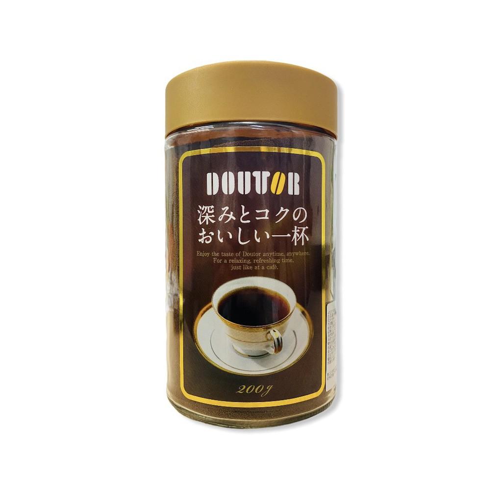 DOUTOR 即溶咖啡粉 200g