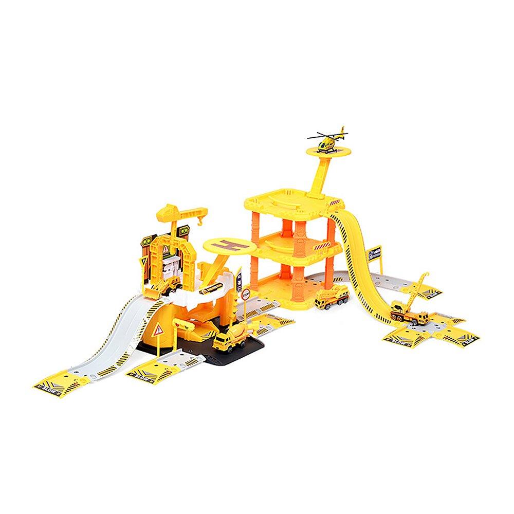 【我是乾媽】立體停車場-工程系列