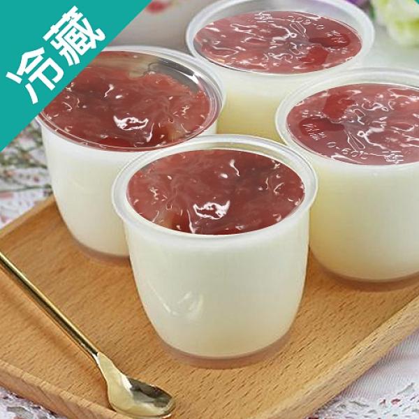 鮮奶酪--草莓4入/盒【愛買冷藏】