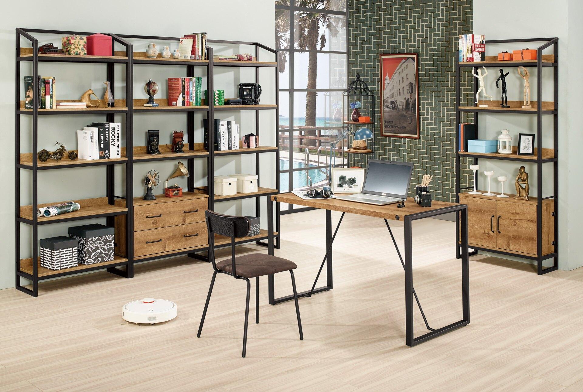 【尚品家具】CM-878-4 布朗克斯4尺多功能桌