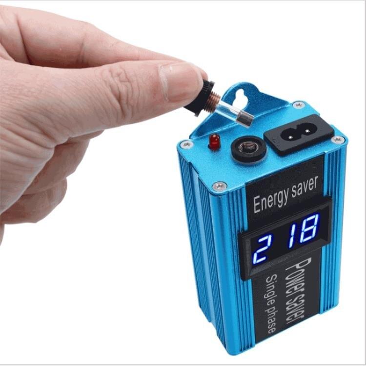 節電器 家用節電器空調省電器神氣王子智慧加強版大功率表電