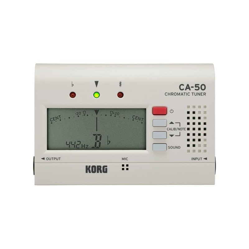 Korg CA-50 全音域 調音器 公司貨 有保固 宛伶樂器