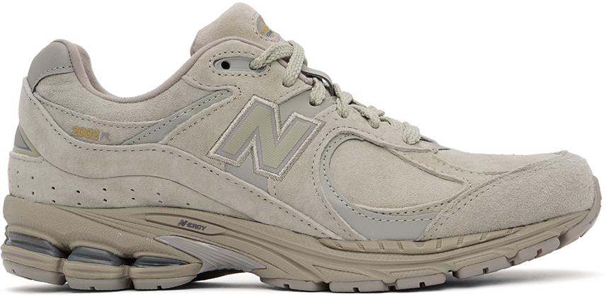 New Balance 灰色 2002R 运动鞋