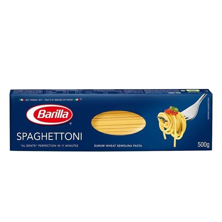 Barilla 百味來 義大利粗麵 500公克 (5包裝)