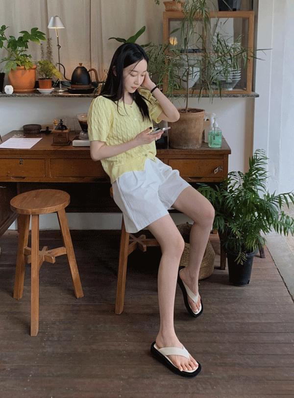 韓國空運 - Flan short pants 短褲