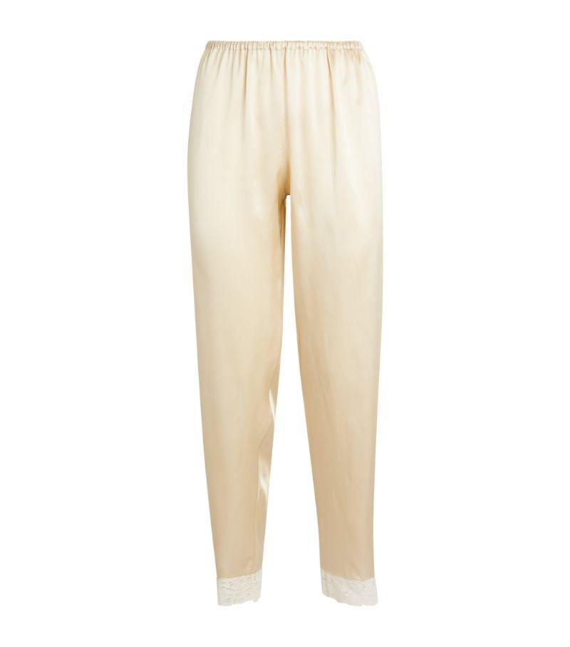 Loretta Caponi Iris Pyjama Bottoms