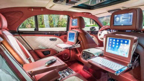 Automotive Interior & Exterior designing using CATIA V5