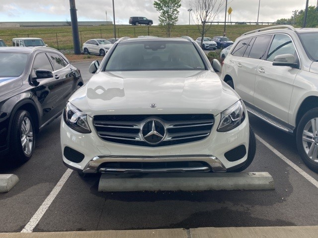[訂金賣場]Certified 2019 GLC 300 4MATIC SUV