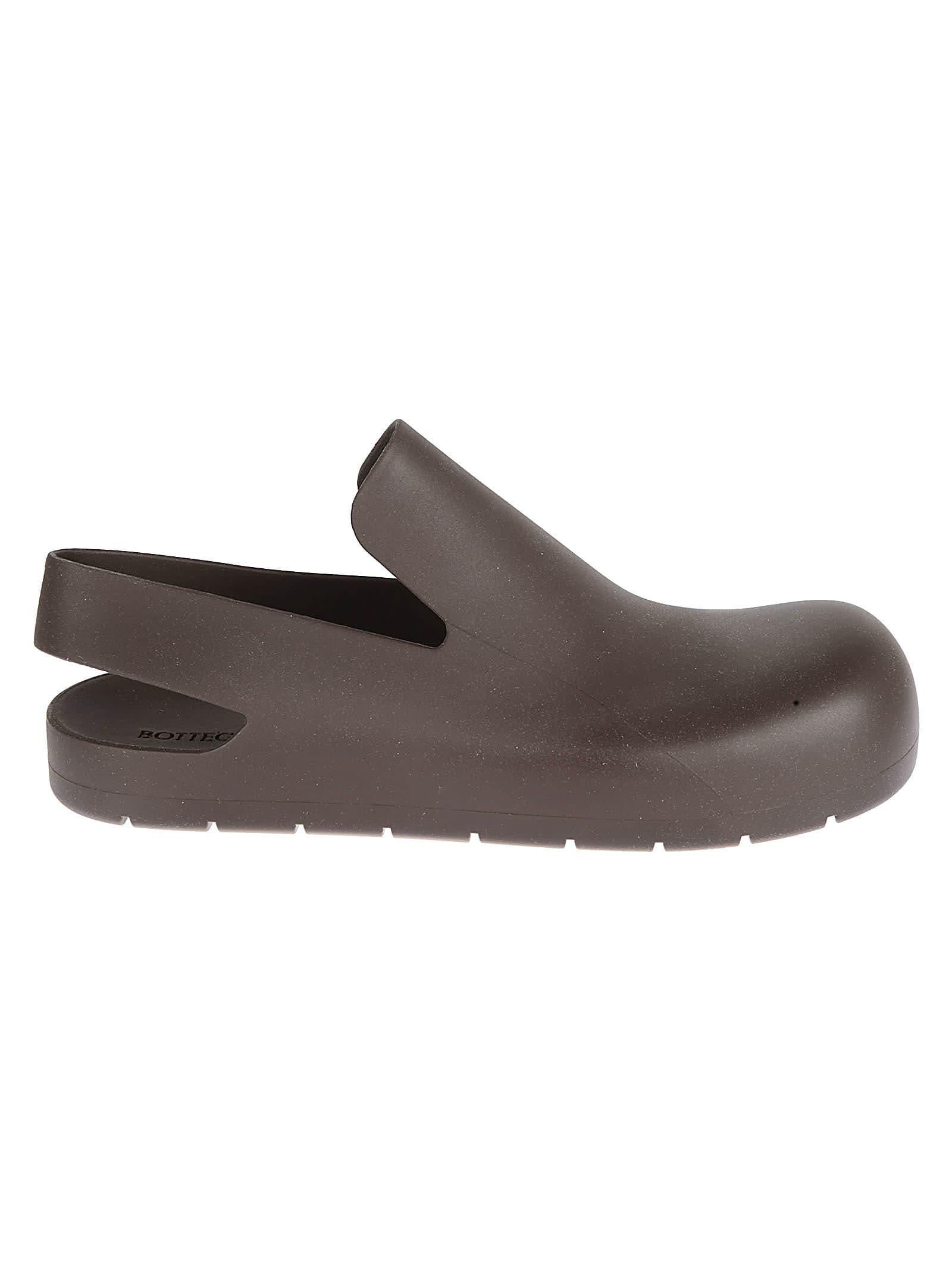 Bottega Veneta Rubber Sole Sandals