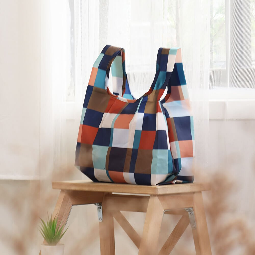 日本 Prairie Dog 摺疊口袋包 - 數方
