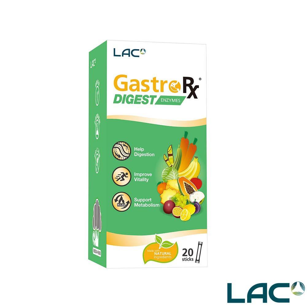 【GNC健安喜】LAC蔬果酵素精華 20包/盒