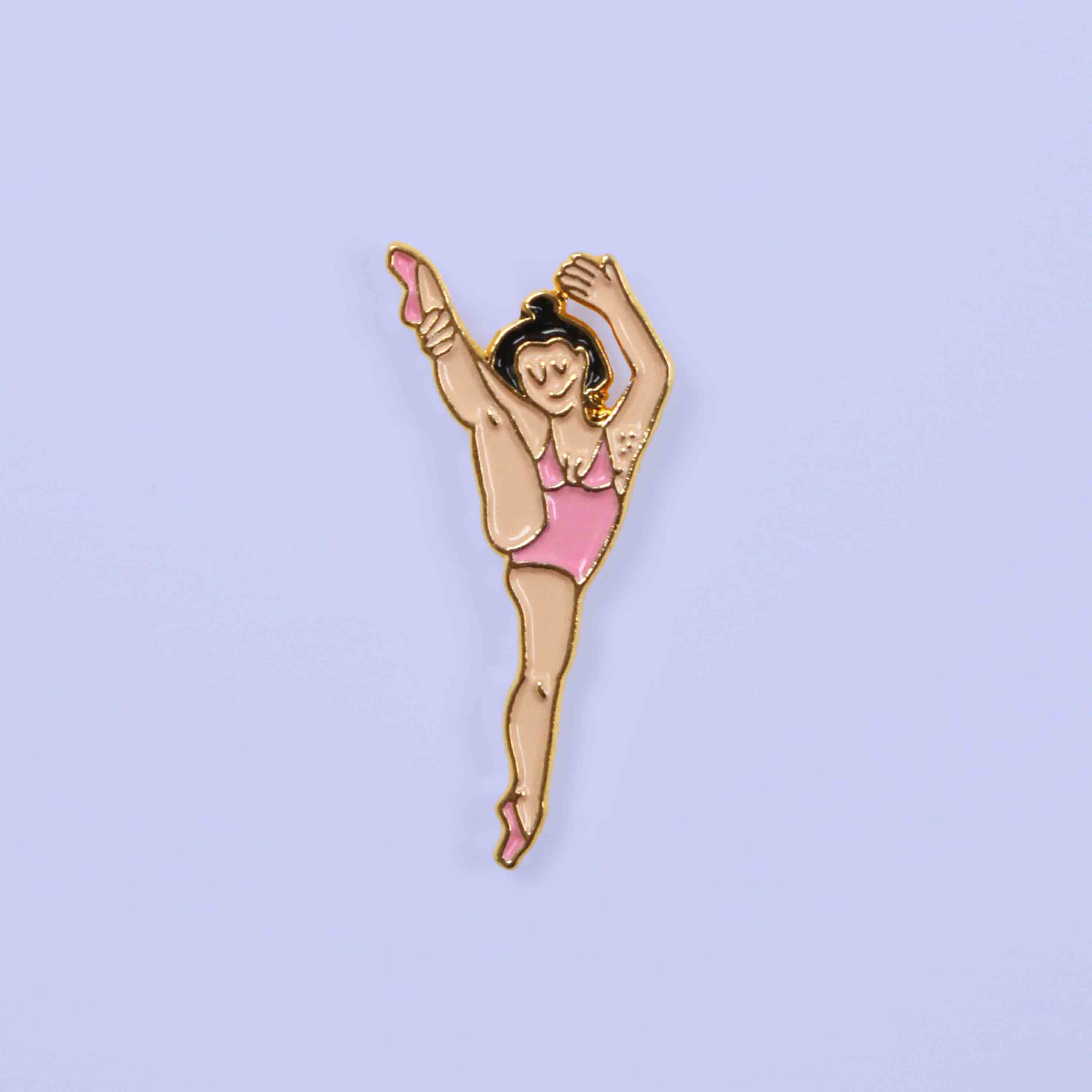 Flexible Dancer 徽章