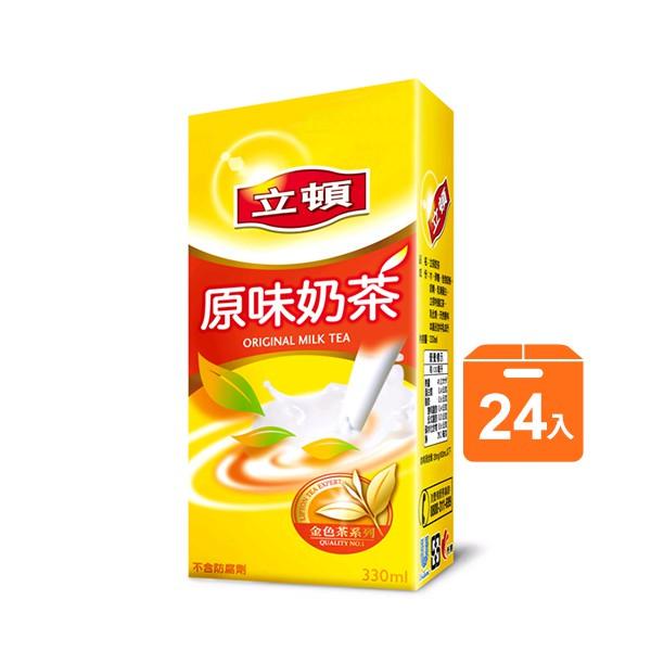 立頓奶茶330ml x24入團購組