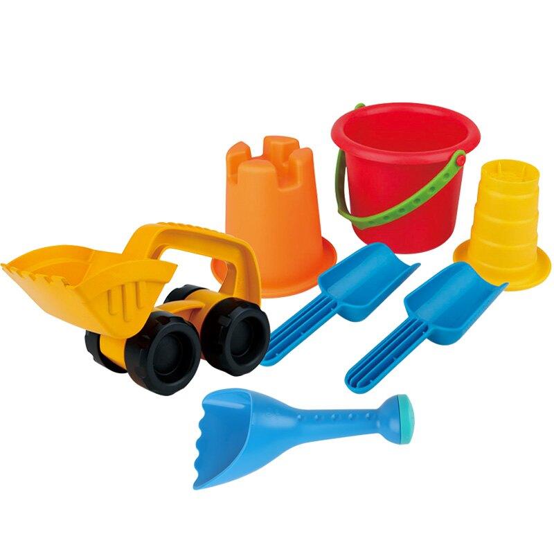 沙灘玩具 兒童沙灘玩具套裝玩沙子大號挖沙工具小鏟子桶海灘玩戲水T