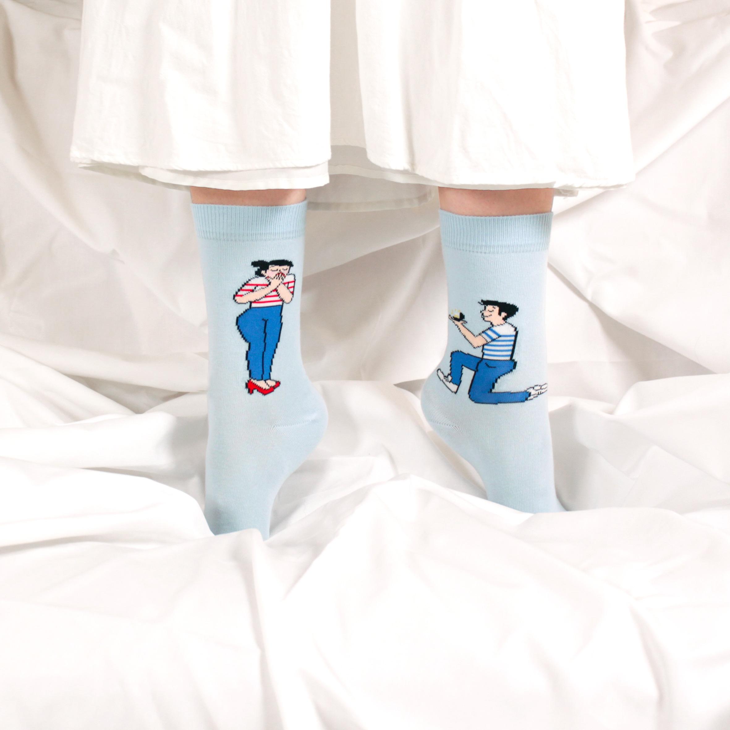 Wedding 襪子