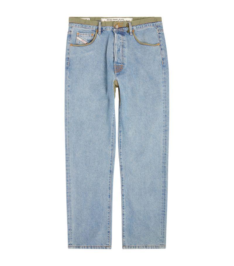 Diesel Five-Pocket Jeans