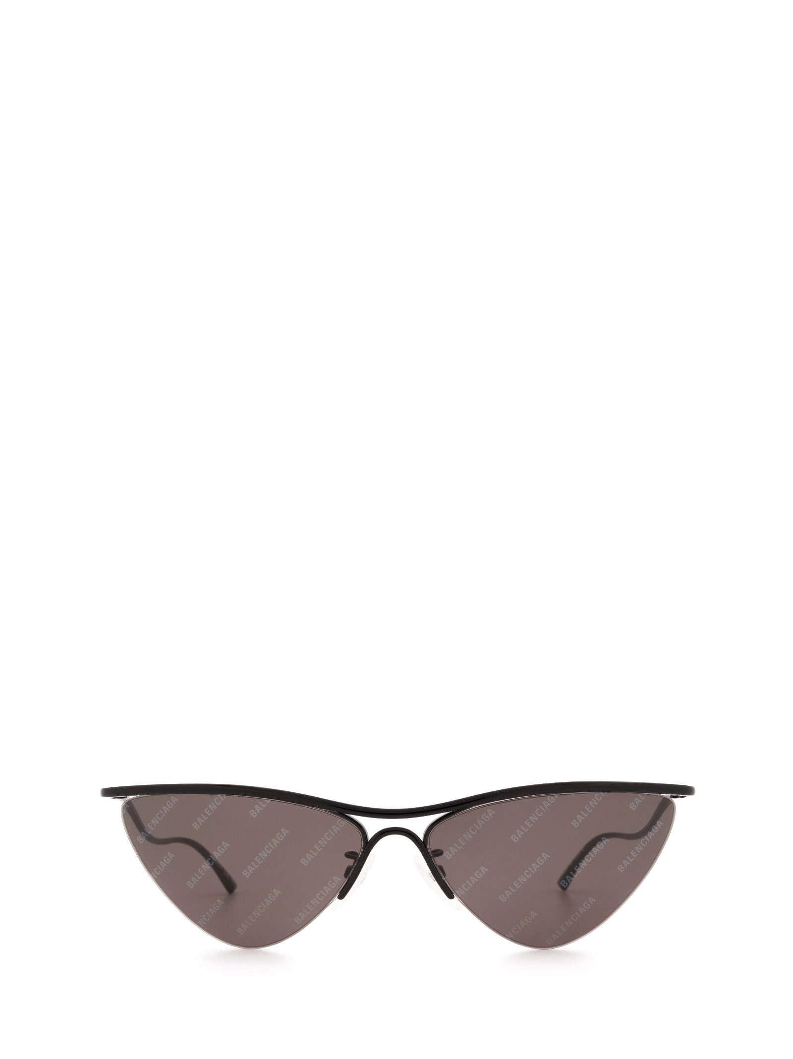 Balenciaga Balenciaga Bb0093s Black Sunglasses