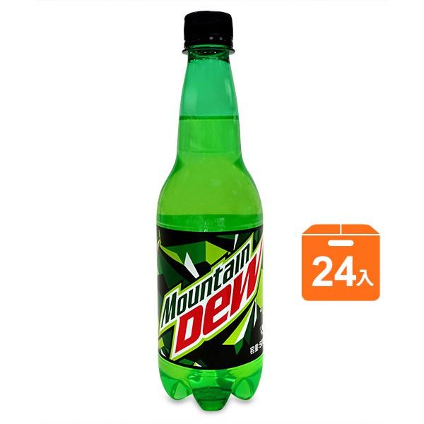 Mountain Dew激浪汽水500ml x24入團購組