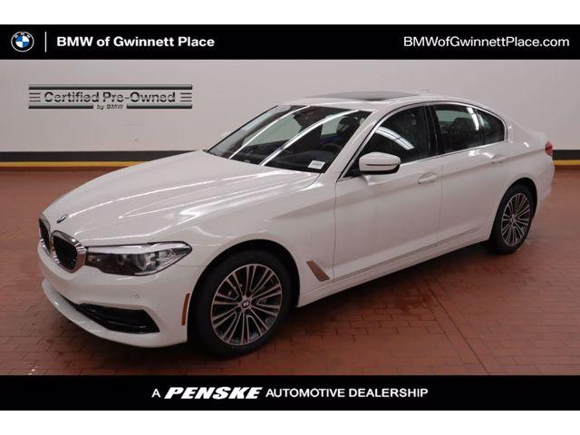 [訂金賣場]Certified 2020 BMW 530i