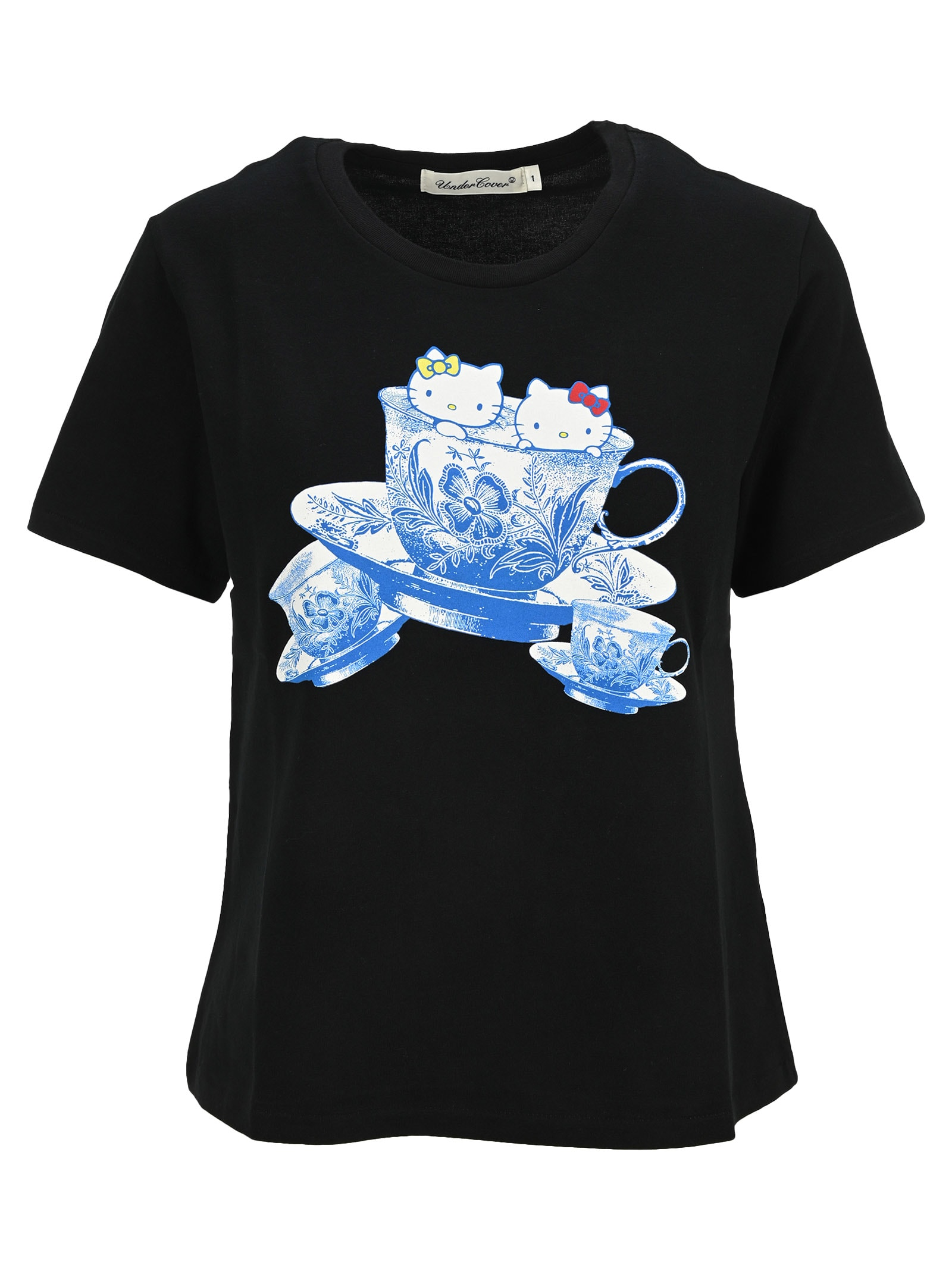 Undercover Hello Kitty Mug-print T-shirt
