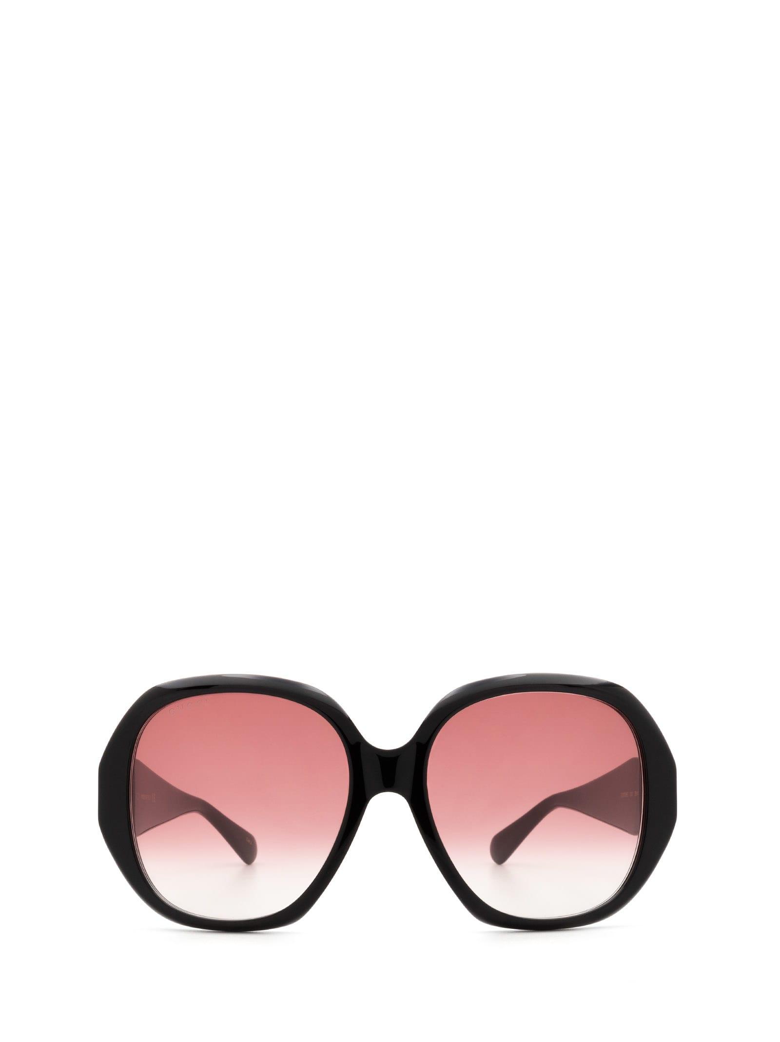 Gucci Gucci Gg0796s Black Sunglasses