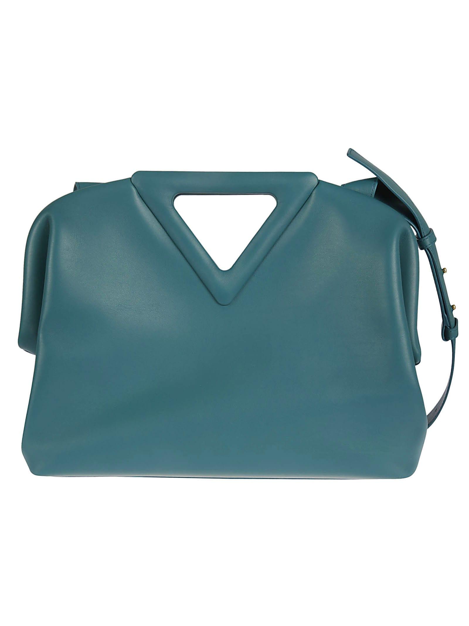 Bottega Veneta The Triangle Vit Shoulder Bag
