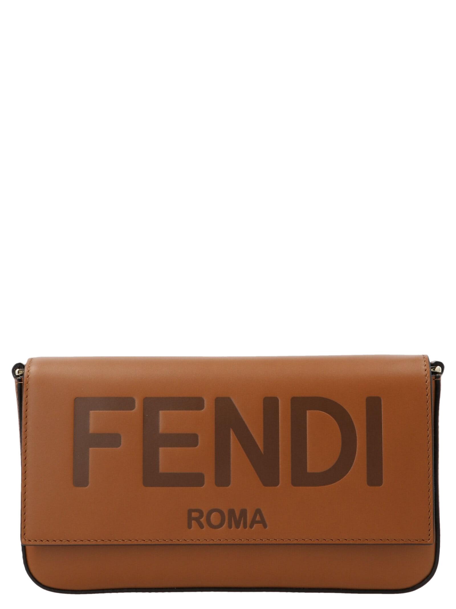 Fendi Script Bag