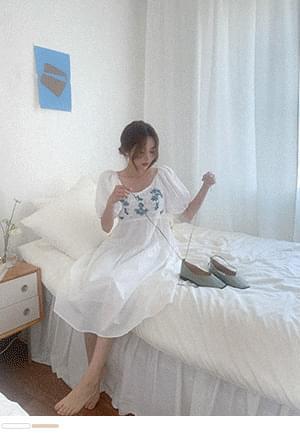 韓國空運 - Pure She Tuge Long Dress 長洋裝