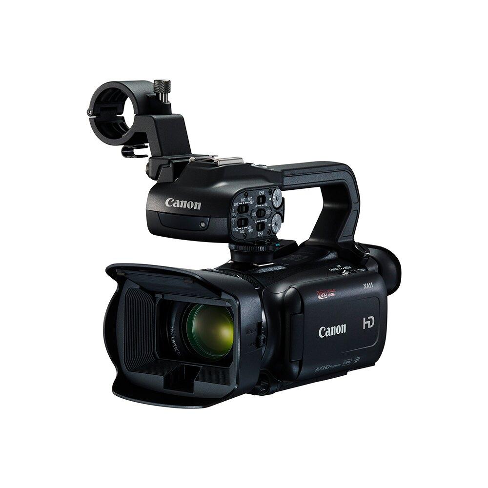 ◎相機專家◎ Canon XA11 輕巧型專業級數位攝影機 攝錄機 錄影機 20倍光學變焦HD 可拆手把 紅外線 公司貨